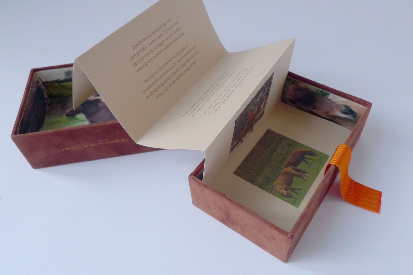 Poem in de box