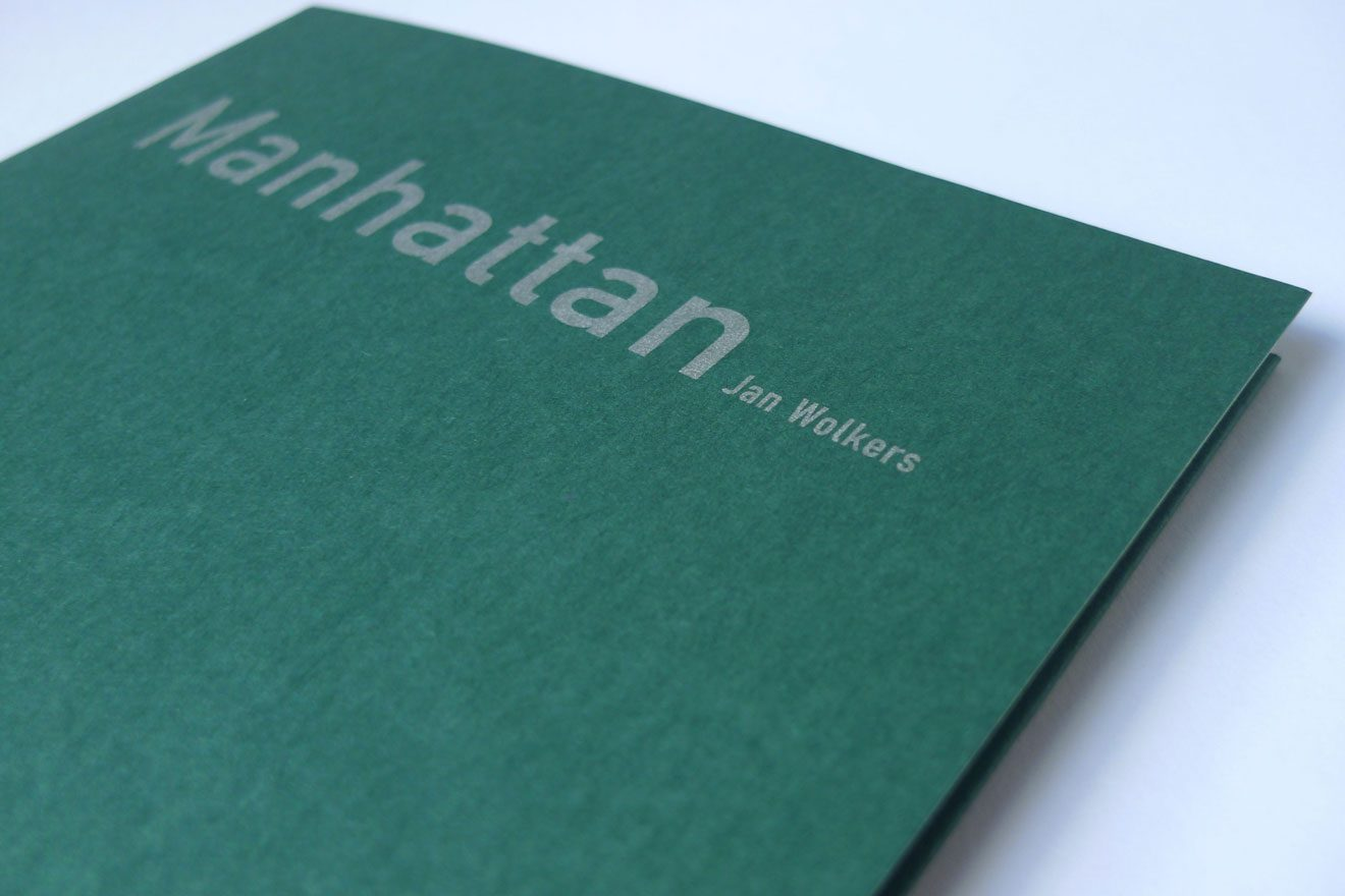 Cover Manhattan (special gift)
