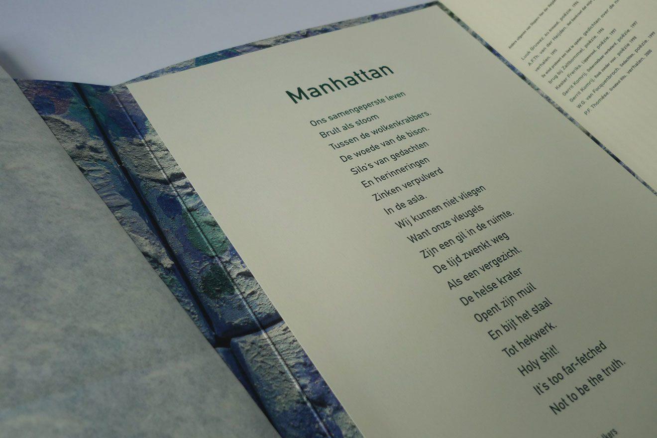 Poem Manhattan (jan Wolkers)