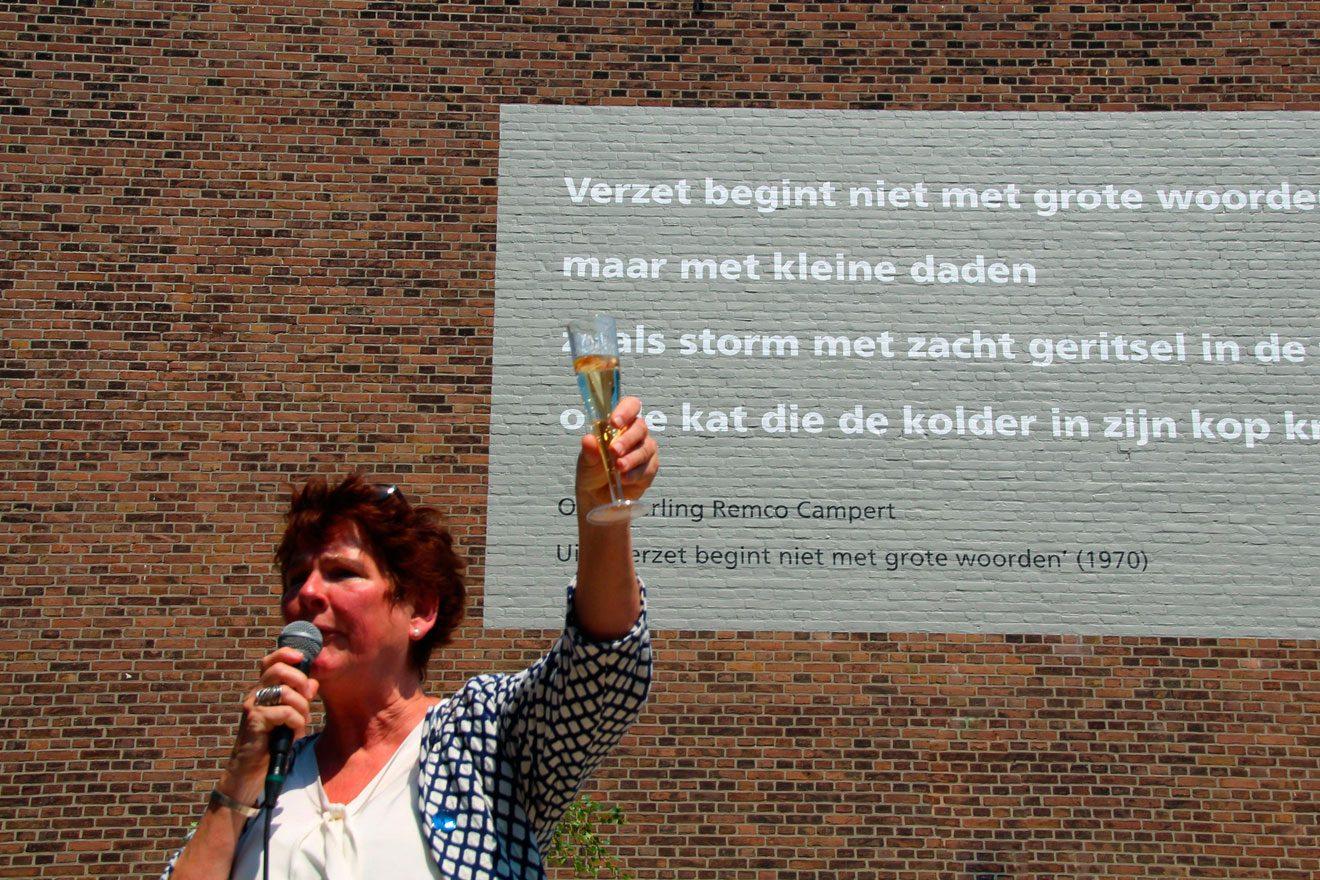 100 year Galvanischool Den Haag